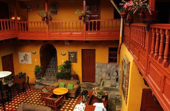 Hospedaje Turistico San Blas : Sala común