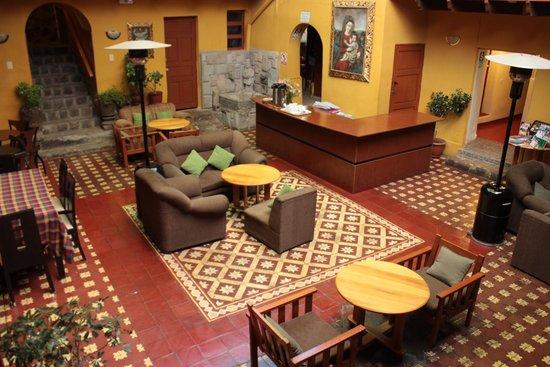Hospedaje Turistico San Blas: Sala