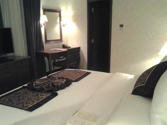 Rex Hotel: Dormitorio