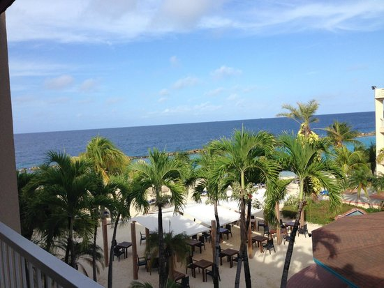 Sunscape Curacao Resort Spa & Casino - Curacao: Room with a view