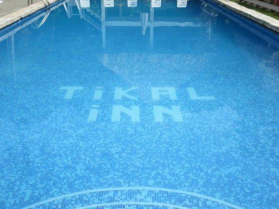 Hotel Tikal Inn Pool