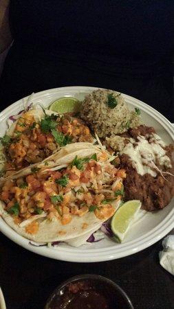 Verde Restaurant: Ultimate chicken tacos