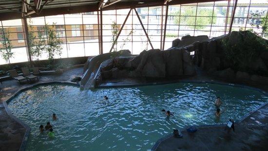 River Rock Casino Resort: Pool area