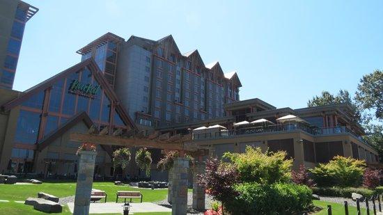 River Rock Casino Resort: The Outside