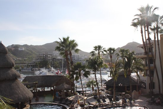 Marina Fiesta Resort & Spa: View from room