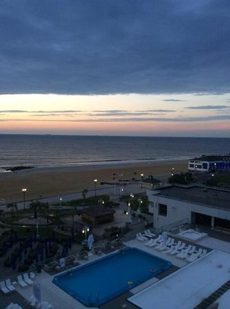 Ocean Place Resort & Spa: view from our balcony