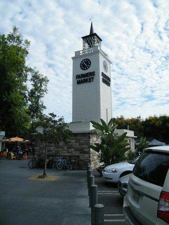 The Original Farmers Market: Farmers Market tower