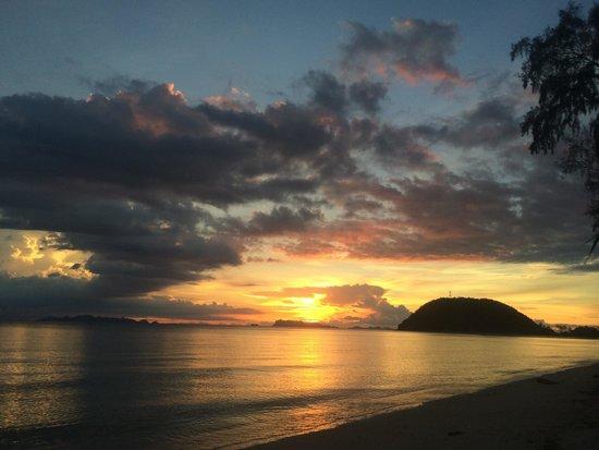 The Passage Samui Villas & Resort: From the beach