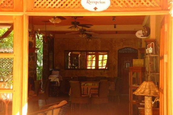 Villa del Sueño: Dining Hall