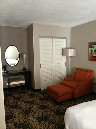 Radisson Hotel San Diego - Rancho Bernardo: space