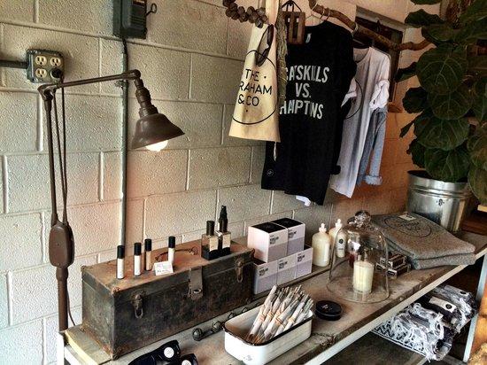 The Graham & Co.: Shop