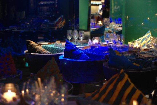 "Anantara Kihavah Maldives Villas : ""Sea"" Restaurant"