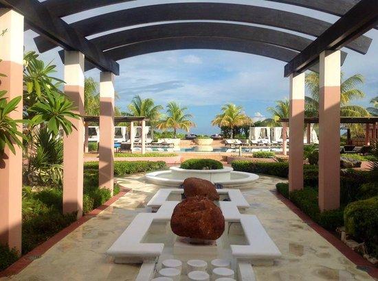 Melia Buenavista : view from reception hall
