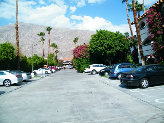BEST WESTERN PLUS Las Brisas Hotel: parking