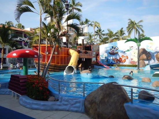 Crown Paradise Club Puerto Vallarta: Zona Niños