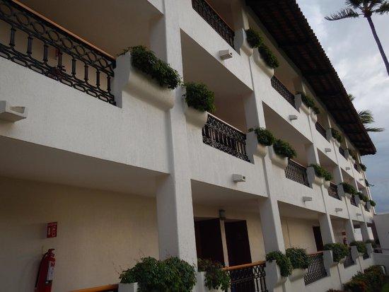 Crown Paradise Club Puerto Vallarta: Balcones