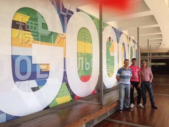 Museo del Fútbol: Museu gol de placa!