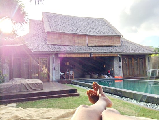 Space at Bali: Perfect place to relax.spacious and homy!