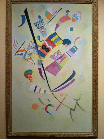 Worcester Art Museum: Kandinsky