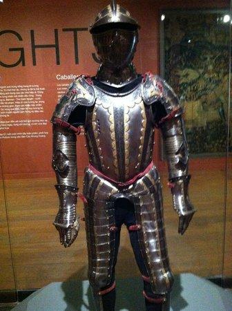 Worcester Art Museum: Armor