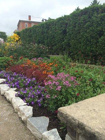 Buckingham House: Gardens