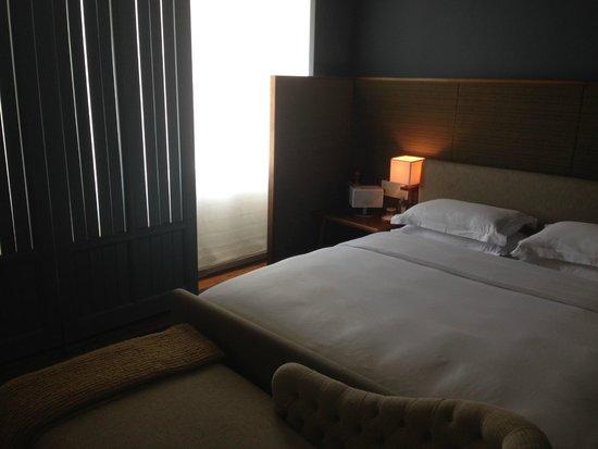 Park Hyatt Washington: Ambassador suite bedroom