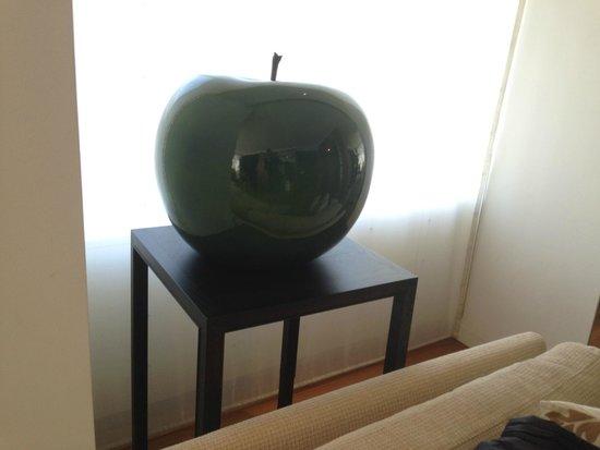 Park Hyatt Washington: Ambassador suite apple