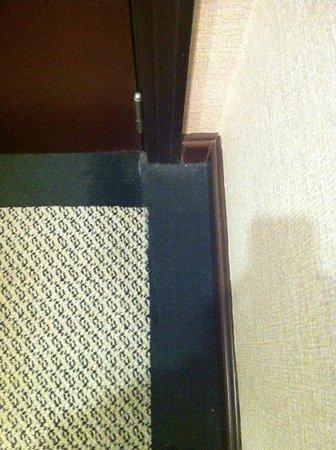 Melia Brasil 21: Carpete sujo sem aspirar