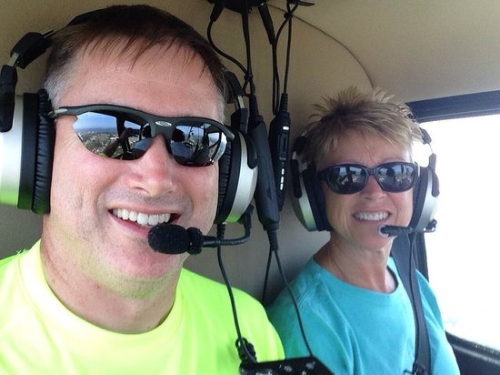 Helicopter Adventures Private Tours: Family's first helicopter ride!