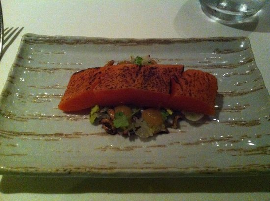 Aria Brisbane: King salmon