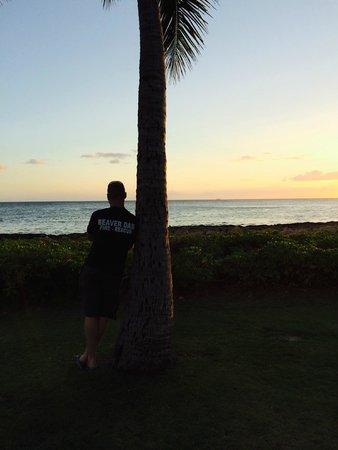 Ko Olina Lagoons : Sun Set