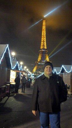 Tour Eiffel : Delicioso...