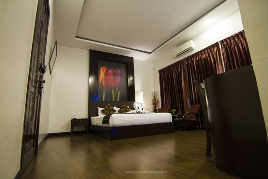 King Grand Suites Boutique Hotel II: Superior Double