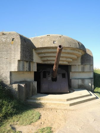 OverlordTour : Longes Sur Mer battery
