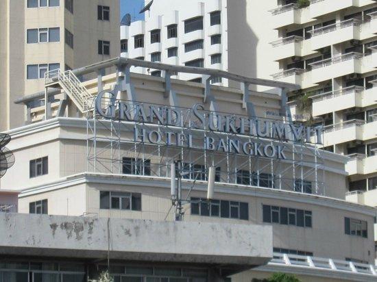 Grand Sukhumvit Hotel Bangkok : Hotel Name