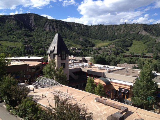 Wildwood Snowmass: View from patio