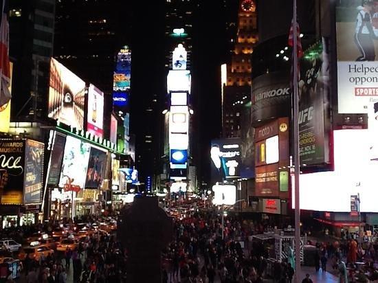 Times Square : Time square!