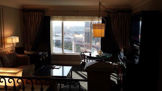 The Palazzo Resort Hotel Casino: Lounge View