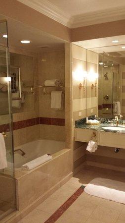 The Palazzo Resort Hotel Casino: Washroom