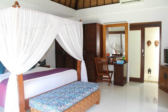 Andari Bali Villas : Villa Sayana- Bedroom 2