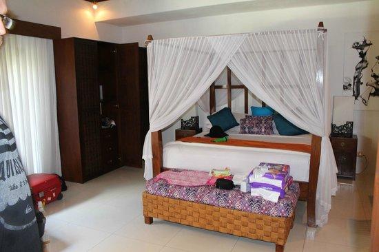 Andari Bali Villas : Villa Sayana- Bedroom 1