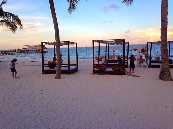 Villa del Palmar Cancun Beach Resort & Spa: :)