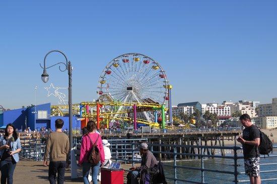 Santa Monica Pier: pier