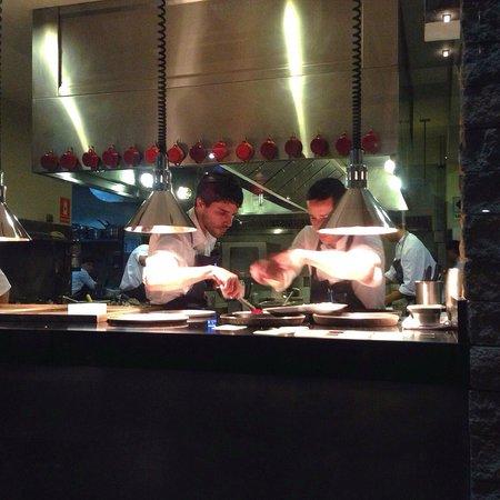 Central Restaurante : Chef Virgilio