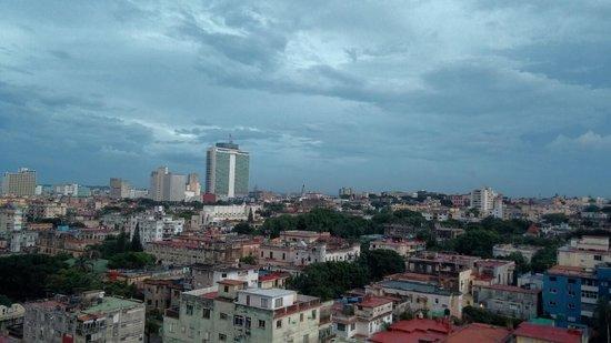 Marta Vitorte B&B: Room view of Havana