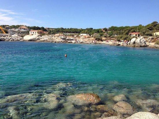 Club Med Sant'Ambroggio: plage