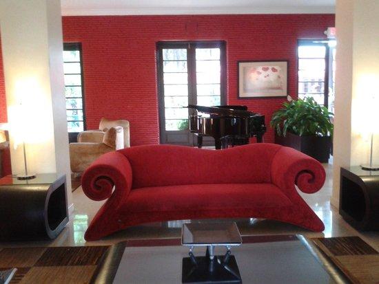 Dorchester Hotel: sala de estar
