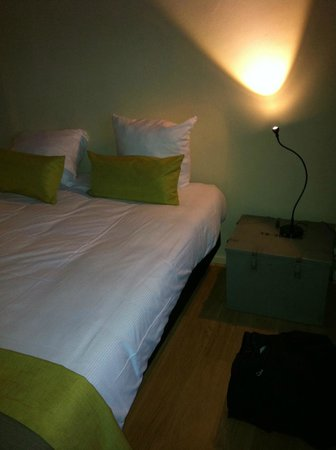 Hotel O Ieper - Grote Markt : Double room