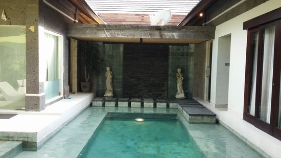 The Buah Bali Villas: ヴィラのプール