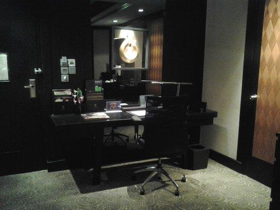 Banyan Tree Bangkok : escritorio